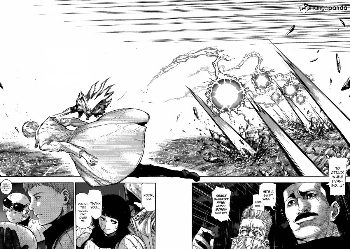 Tokyo Ghoul Chapter 142  Online Free Manga Read Image 2
