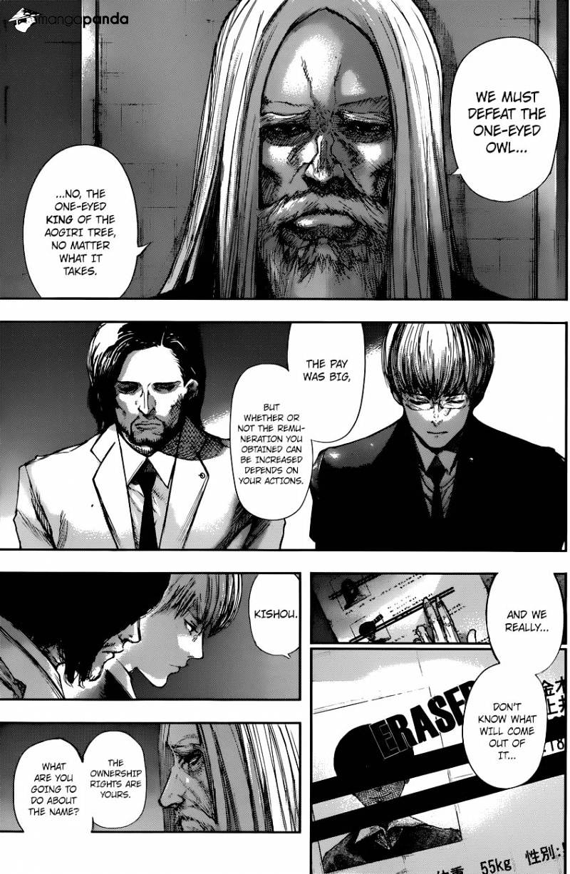 Tokyo Ghoul Chapter 143  Online Free Manga Read Image 15