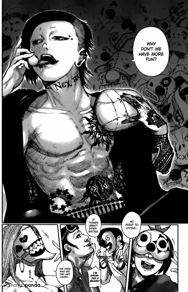Tokyo Ghoul Chapter 143  Online Free Manga Read Image 18