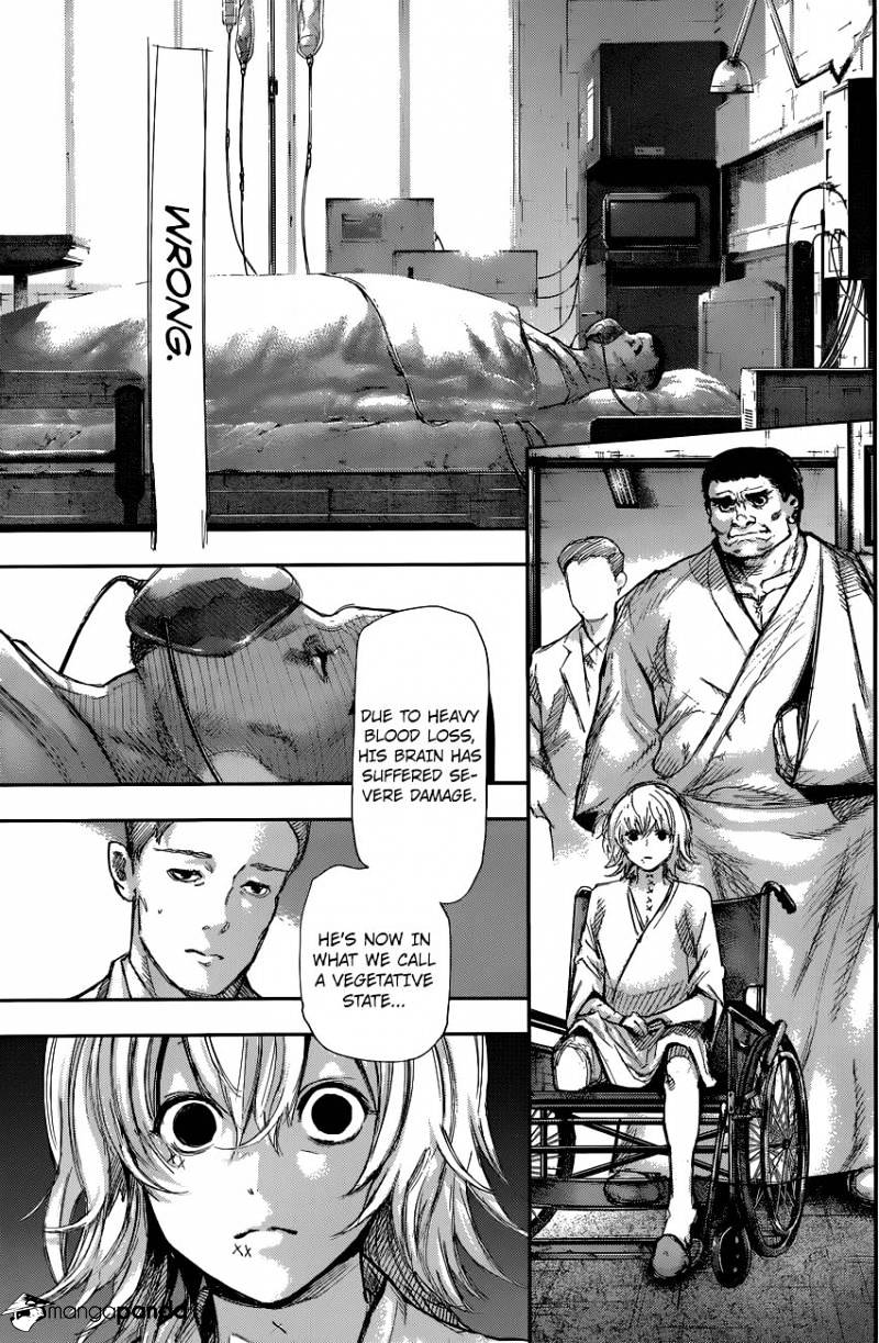 Tokyo Ghoul Chapter 143  Online Free Manga Read Image 26