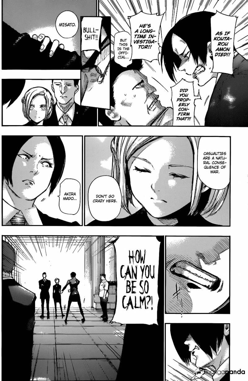 Tokyo Ghoul Chapter 143  Online Free Manga Read Image 29