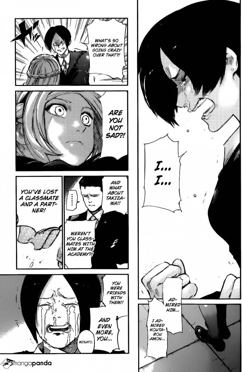 Tokyo Ghoul Chapter 143  Online Free Manga Read Image 30