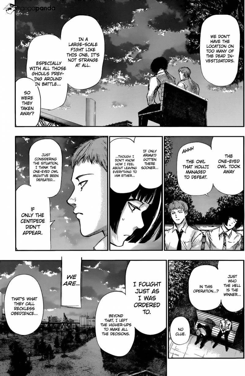 Tokyo Ghoul Chapter 143  Online Free Manga Read Image 32