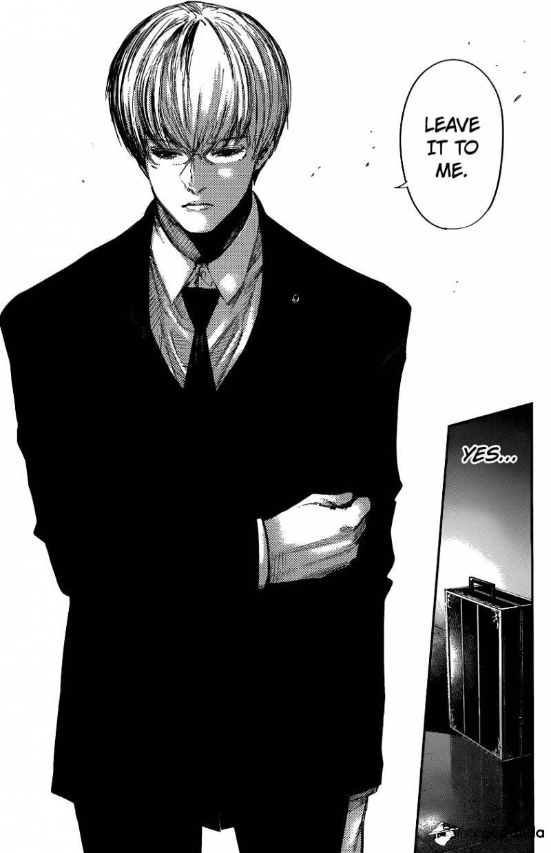 Tokyo Ghoul Chapter 143  Online Free Manga Read Image 39