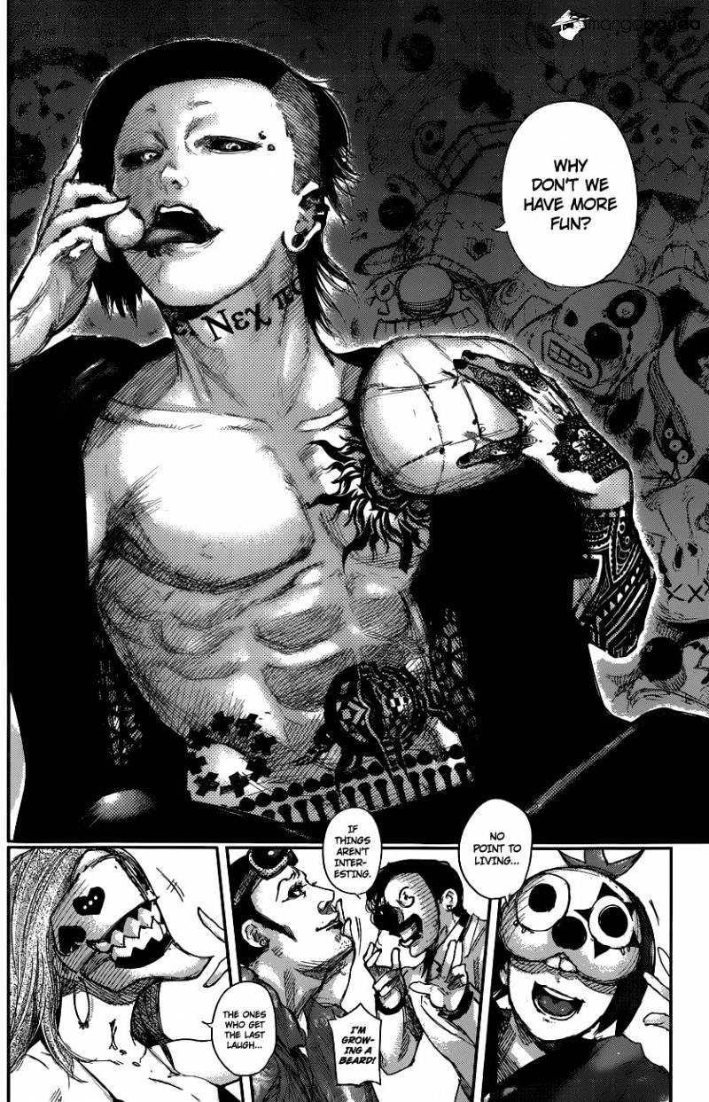 Tokyo Ghoul Chapter 143  Online Free Manga Read Image 41
