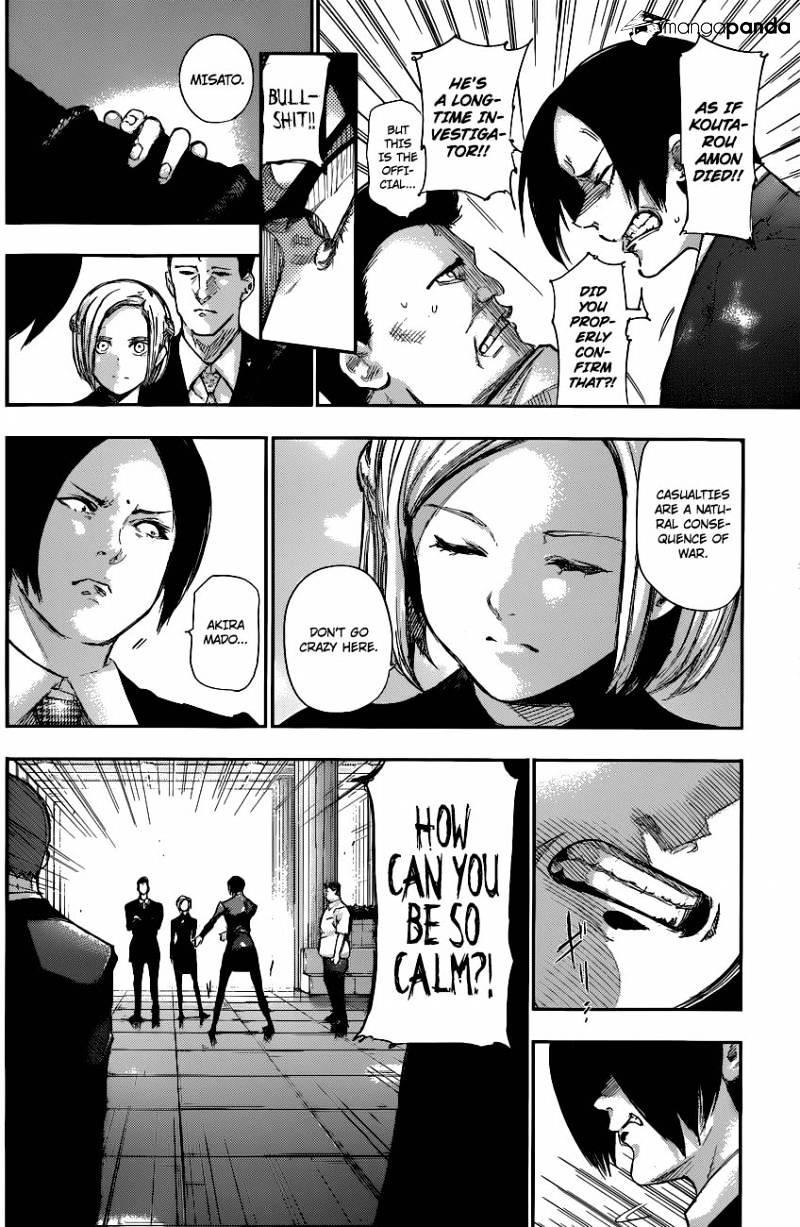 Tokyo Ghoul Chapter 143  Online Free Manga Read Image 6