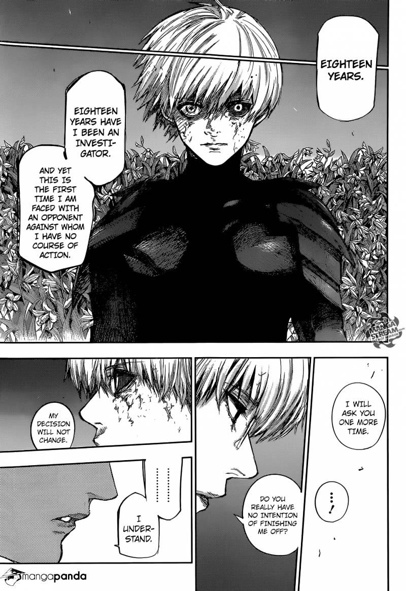 Tokyo Ghoul Chapter 144 Full Manga Read Scan Image 16