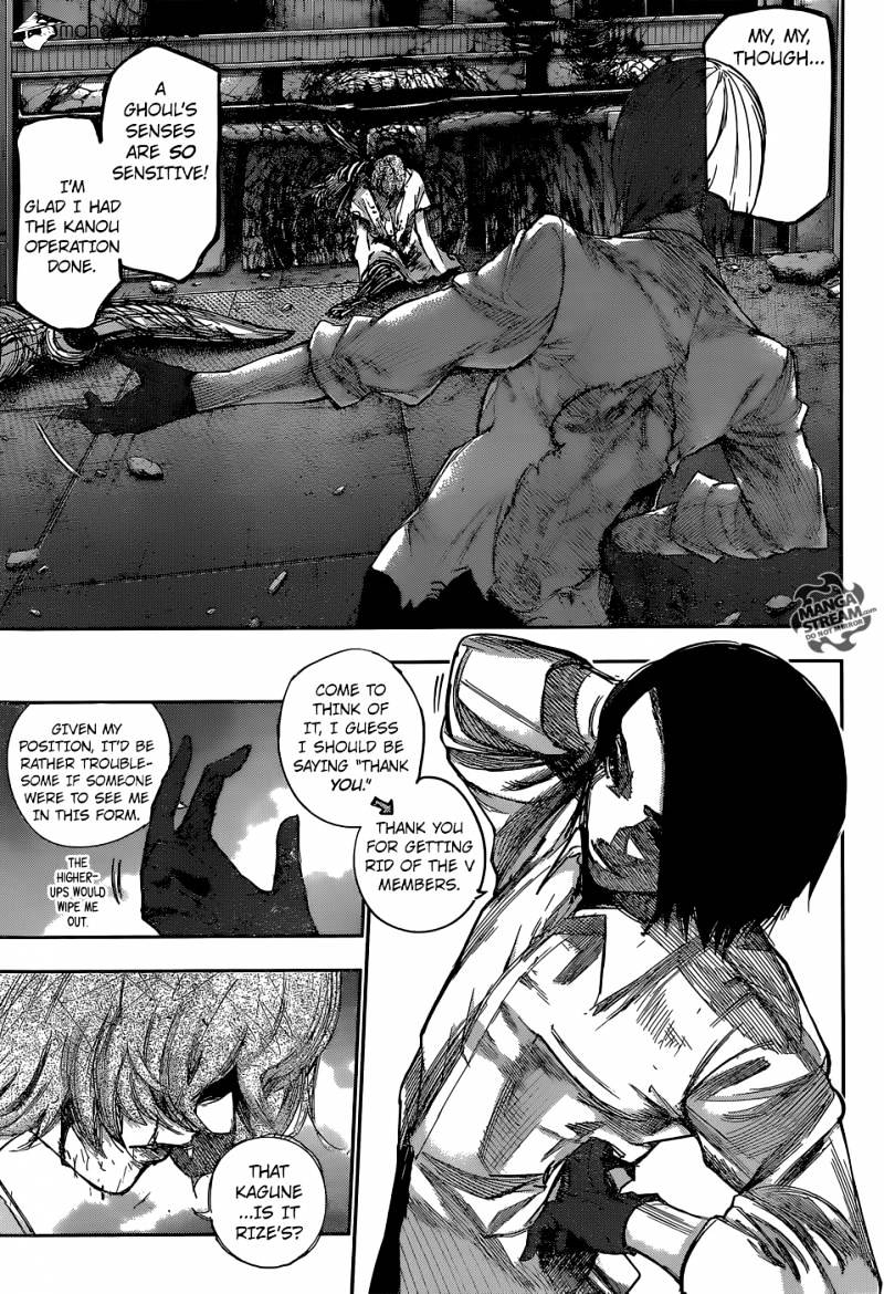 Tokyo Ghoul Chapter 144 Full Manga Read Scan Image 4