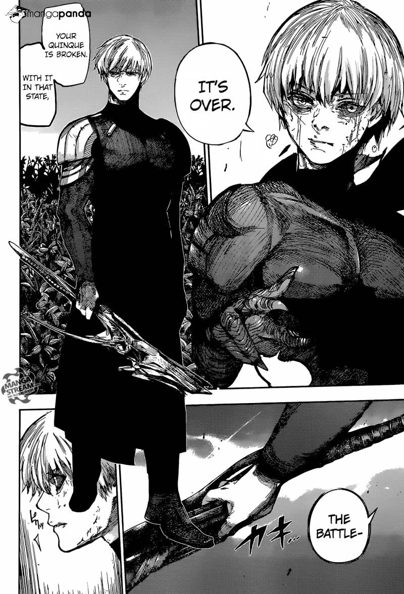 Tokyo Ghoul Chapter 144 Full Manga Read Scan Image 9
