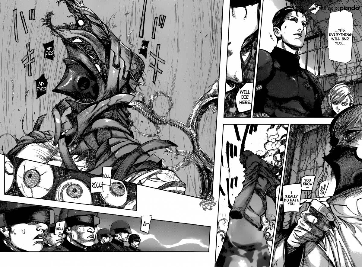 Tokyo Ghoul Chapter 145 Full Manga Read Scan Image 2