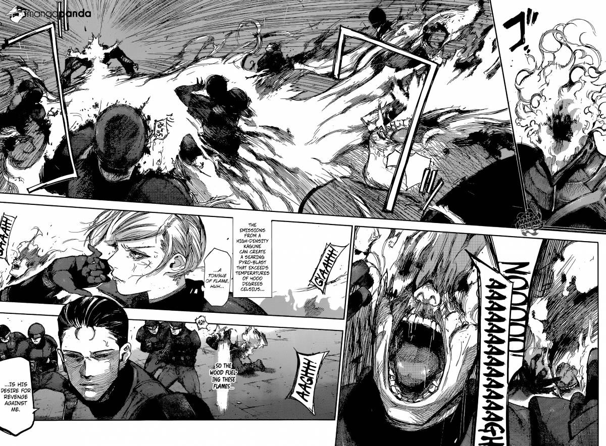 Tokyo Ghoul Chapter 145 Full Manga Read Scan Image 6