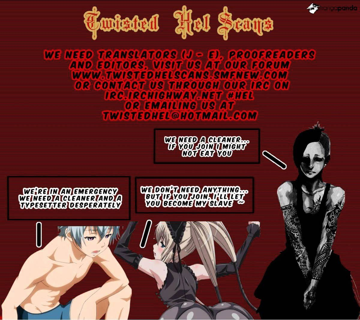 Tokyo Ghoul Chapter 15  Online Free Manga Read Image 1