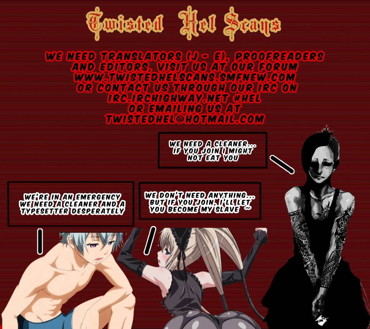 Tokyo Ghoul Chapter 16  Online Free Manga Read Image 1