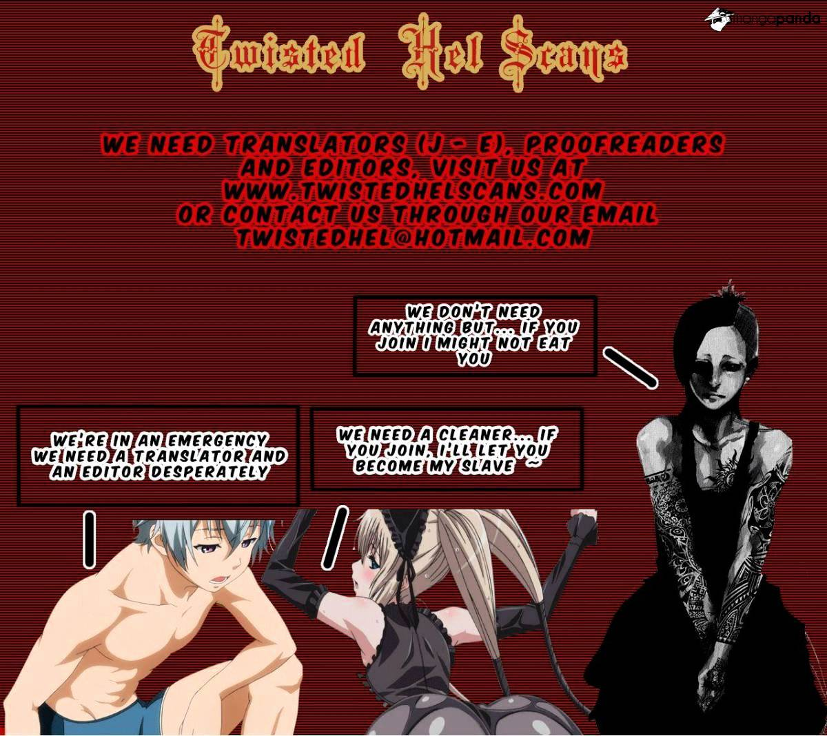 Tokyo Ghoul Chapter 18  Online Free Manga Read Image 1