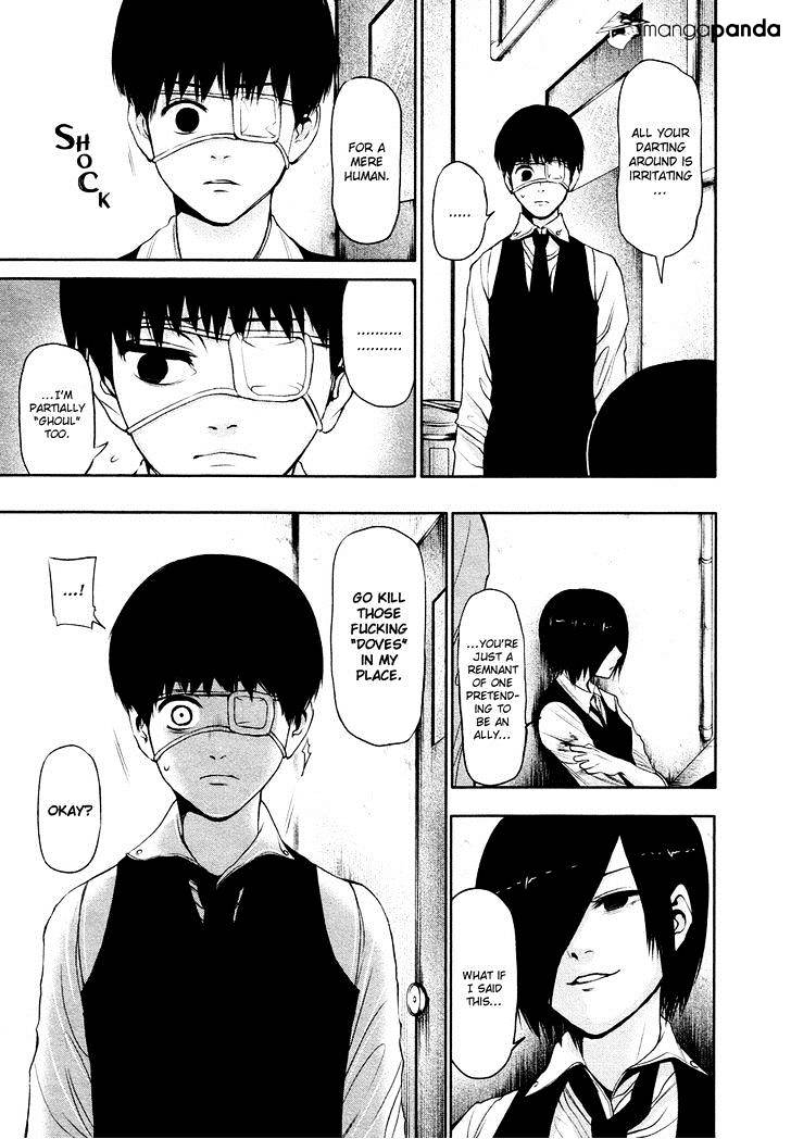 Tokyo Ghoul Chapter 18  Online Free Manga Read Image 14