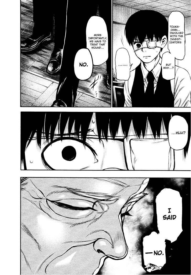 Tokyo Ghoul Chapter 18  Online Free Manga Read Image 9