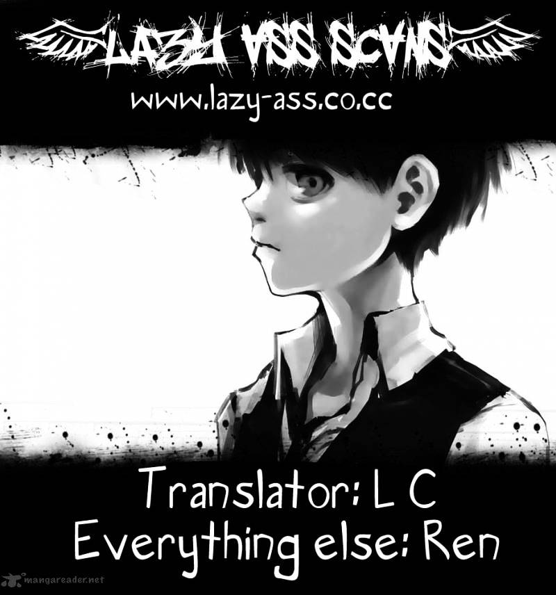 Tokyo Ghoul Chapter 2  Online Free Manga Read Image 1