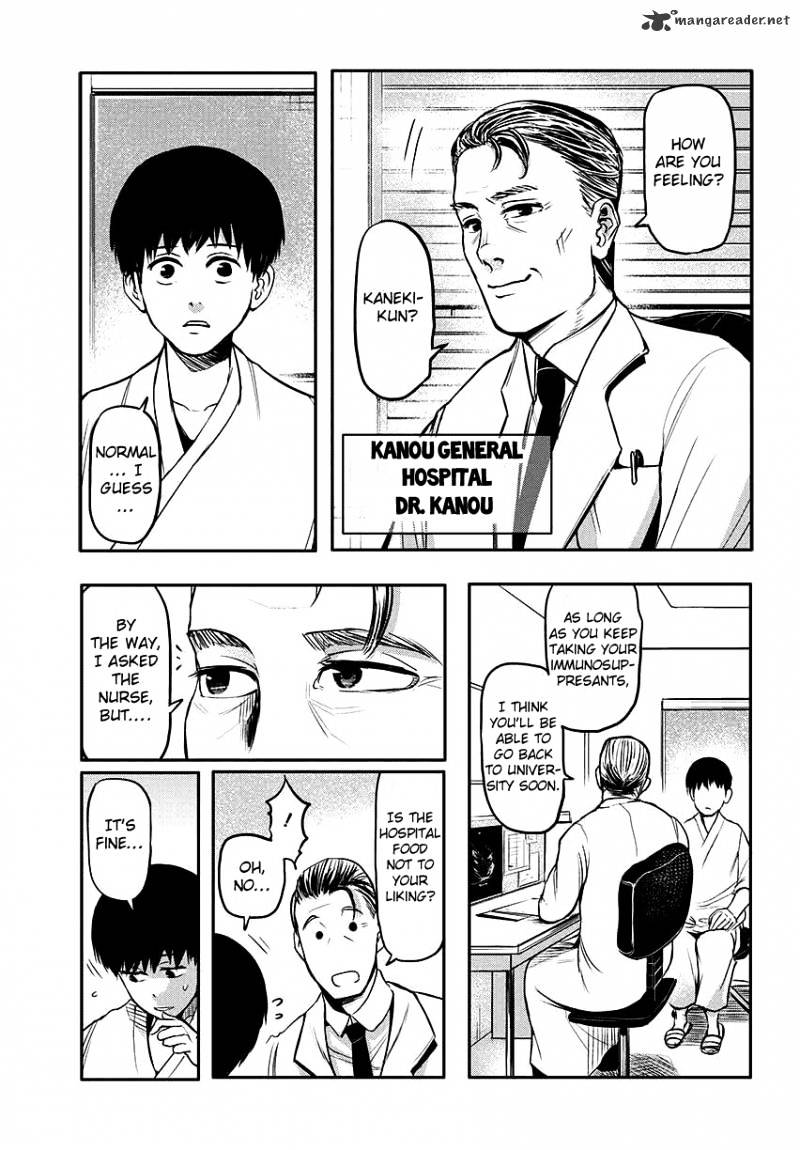 Tokyo Ghoul Chapter 2  Online Free Manga Read Image 6