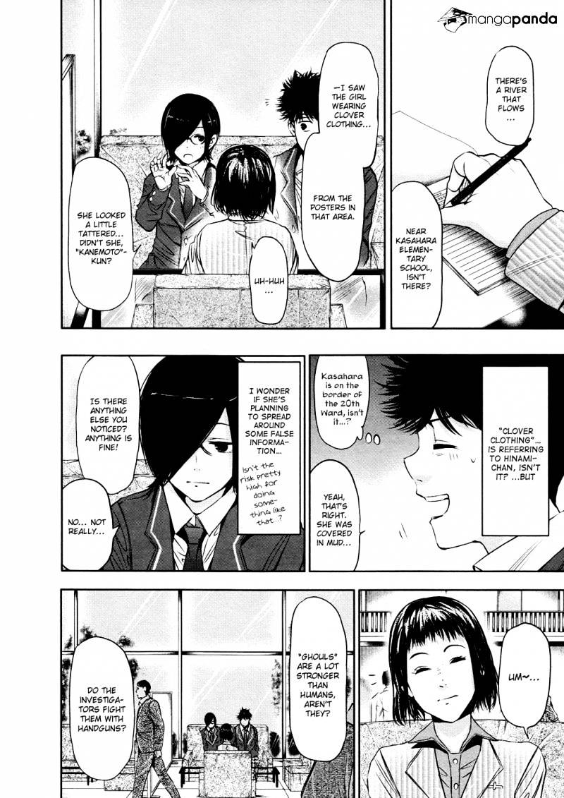 Tokyo Ghoul Chapter 20  Online Free Manga Read Image 18