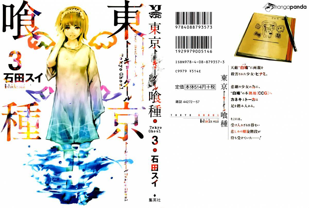 Tokyo Ghoul Chapter 20  Online Free Manga Read Image 2