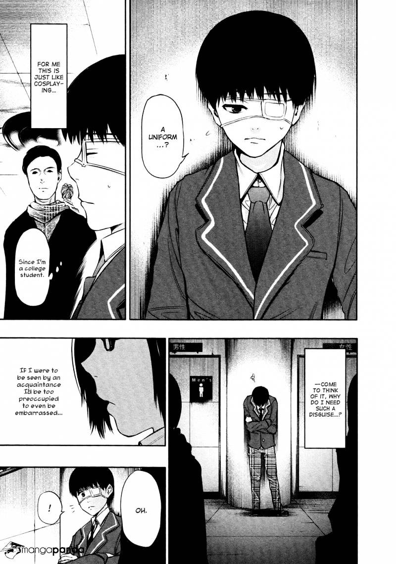 Tokyo Ghoul Chapter 20  Online Free Manga Read Image 9