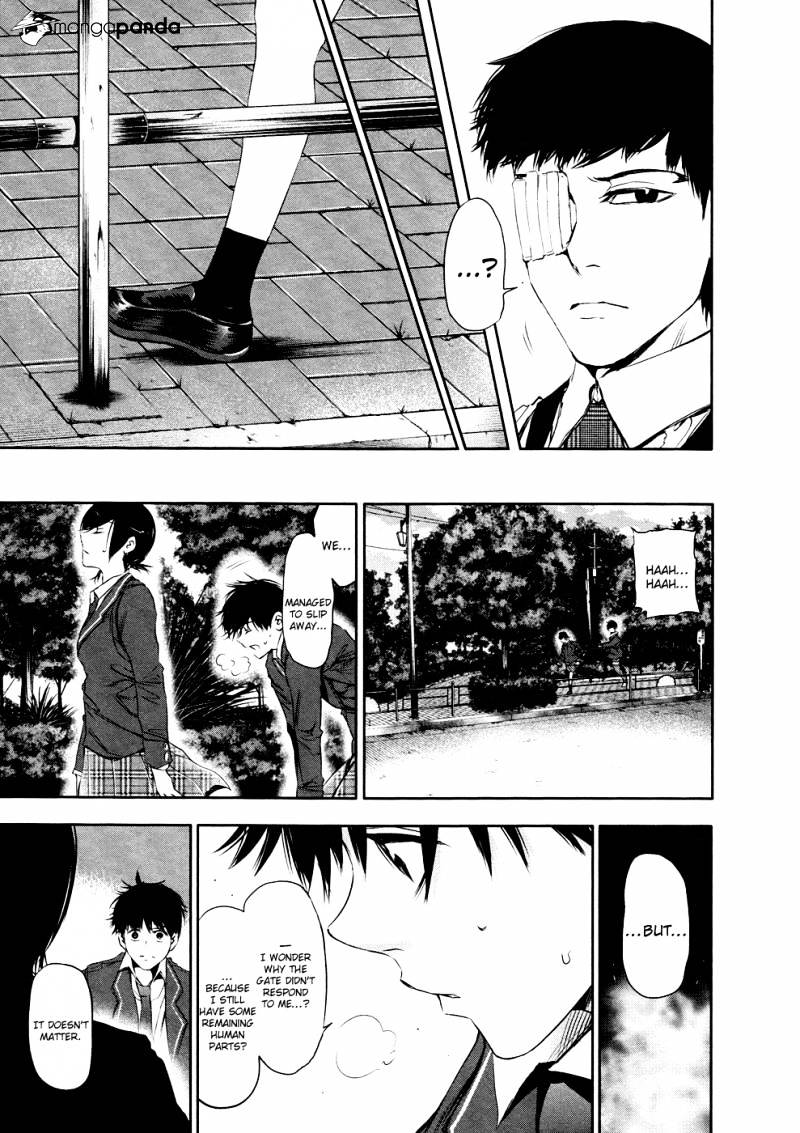 Tokyo Ghoul Chapter 21  Online Free Manga Read Image 8