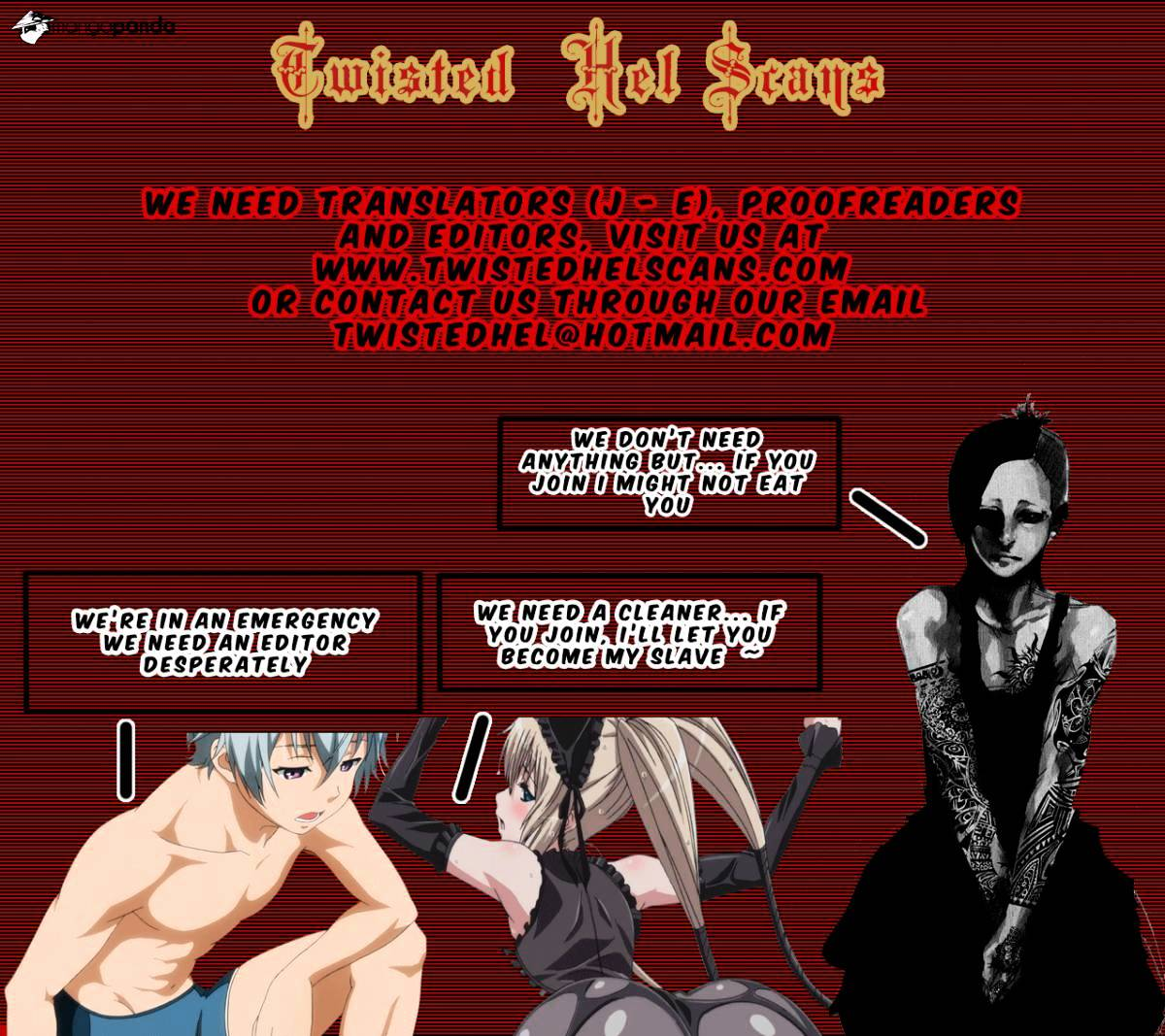 Tokyo Ghoul Chapter 23  Online Free Manga Read Image 1