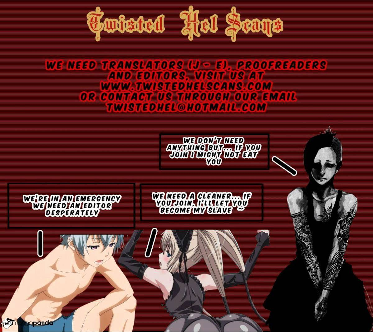 Tokyo Ghoul Chapter 24  Online Free Manga Read Image 1