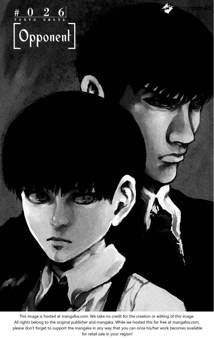 Tokyo Ghoul Chapter 26  Online Free Manga Read Image 3