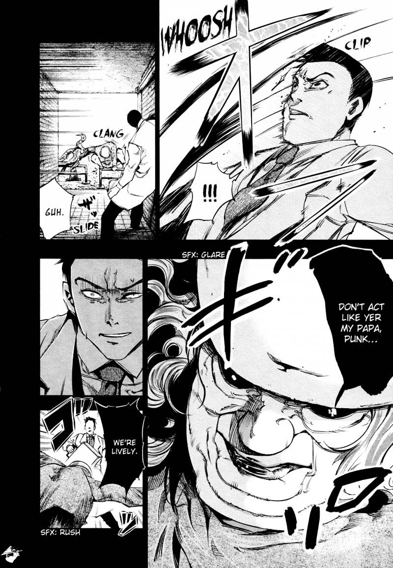 Tokyo Ghoul Chapter 29  Online Free Manga Read Image 14