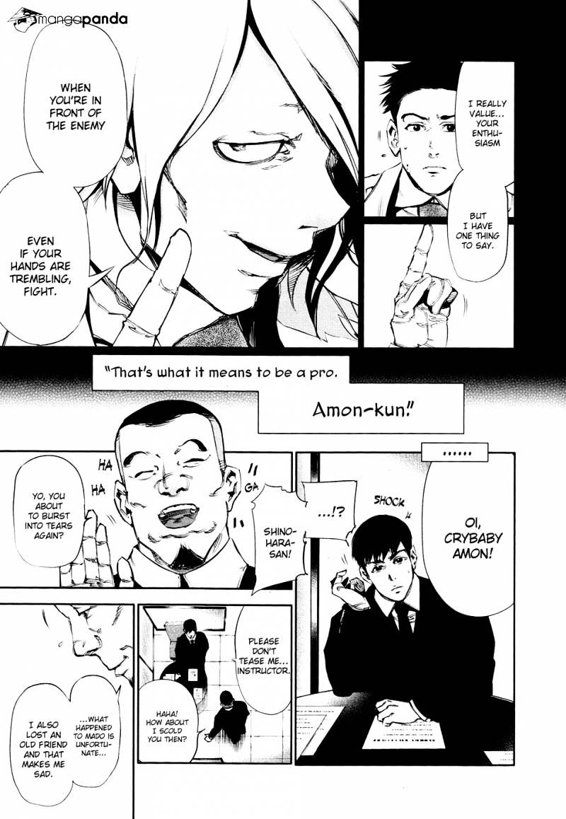 Tokyo Ghoul Chapter 29  Online Free Manga Read Image 17