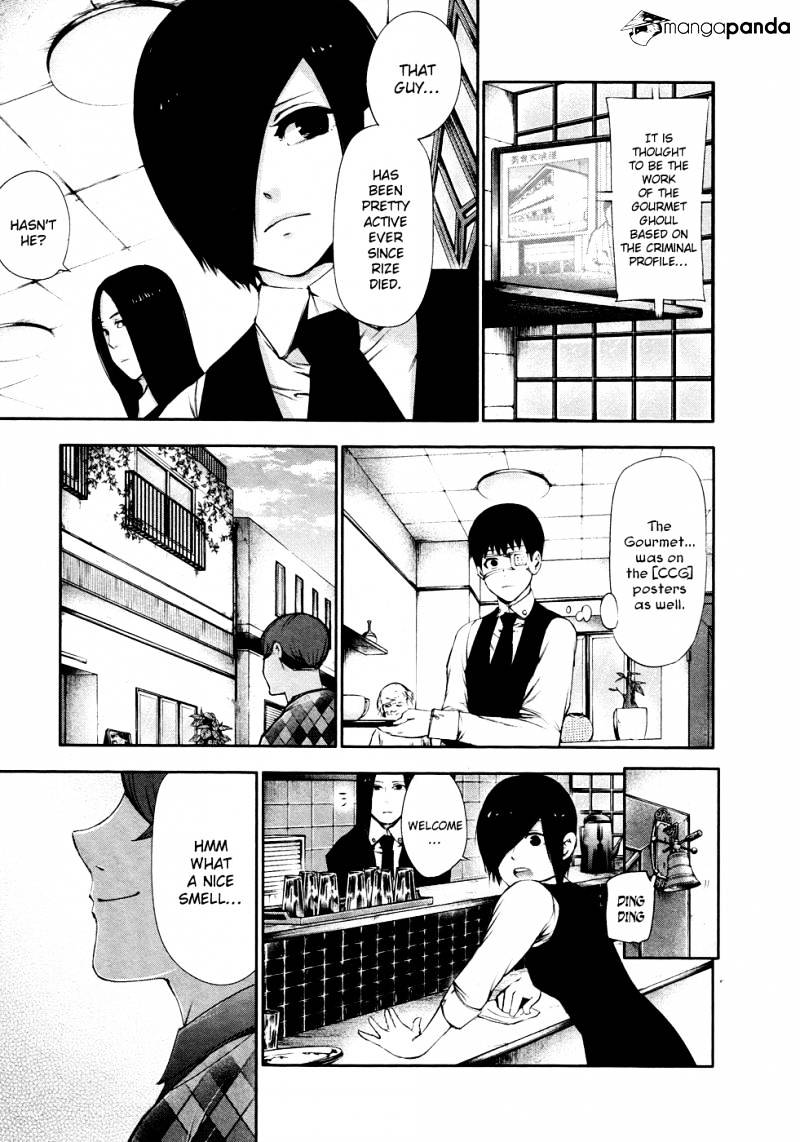 Tokyo Ghoul Chapter 32  Online Free Manga Read Image 14