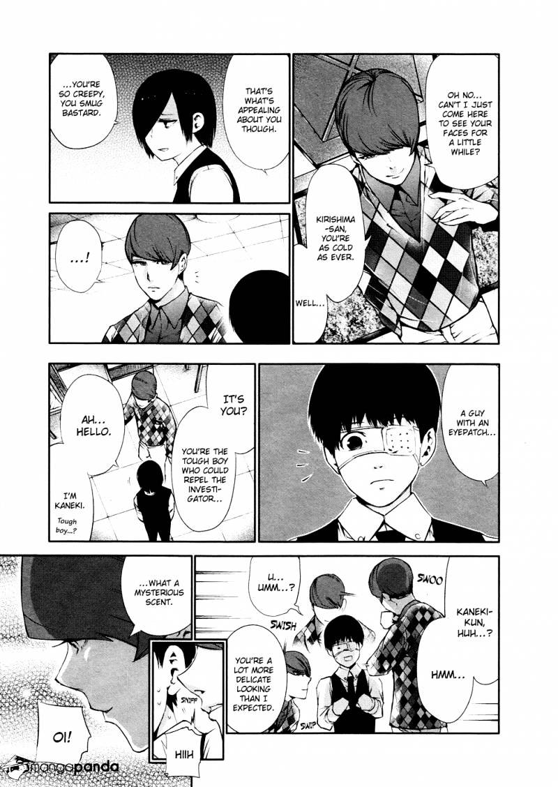 Tokyo Ghoul Chapter 32  Online Free Manga Read Image 16
