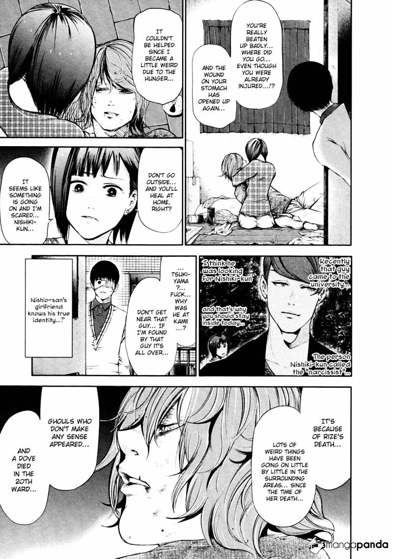 Tokyo Ghoul Chapter 35  Online Free Manga Read Image 14