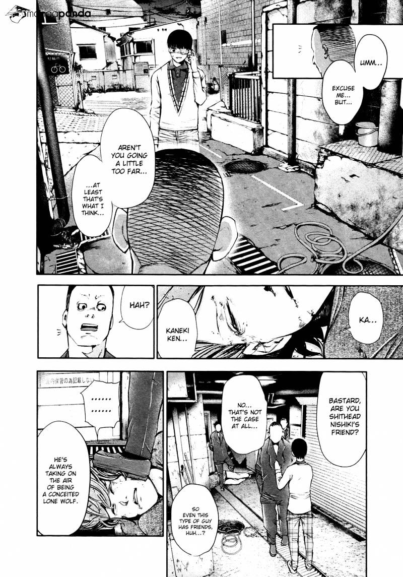 Tokyo Ghoul Chapter 35  Online Free Manga Read Image 7