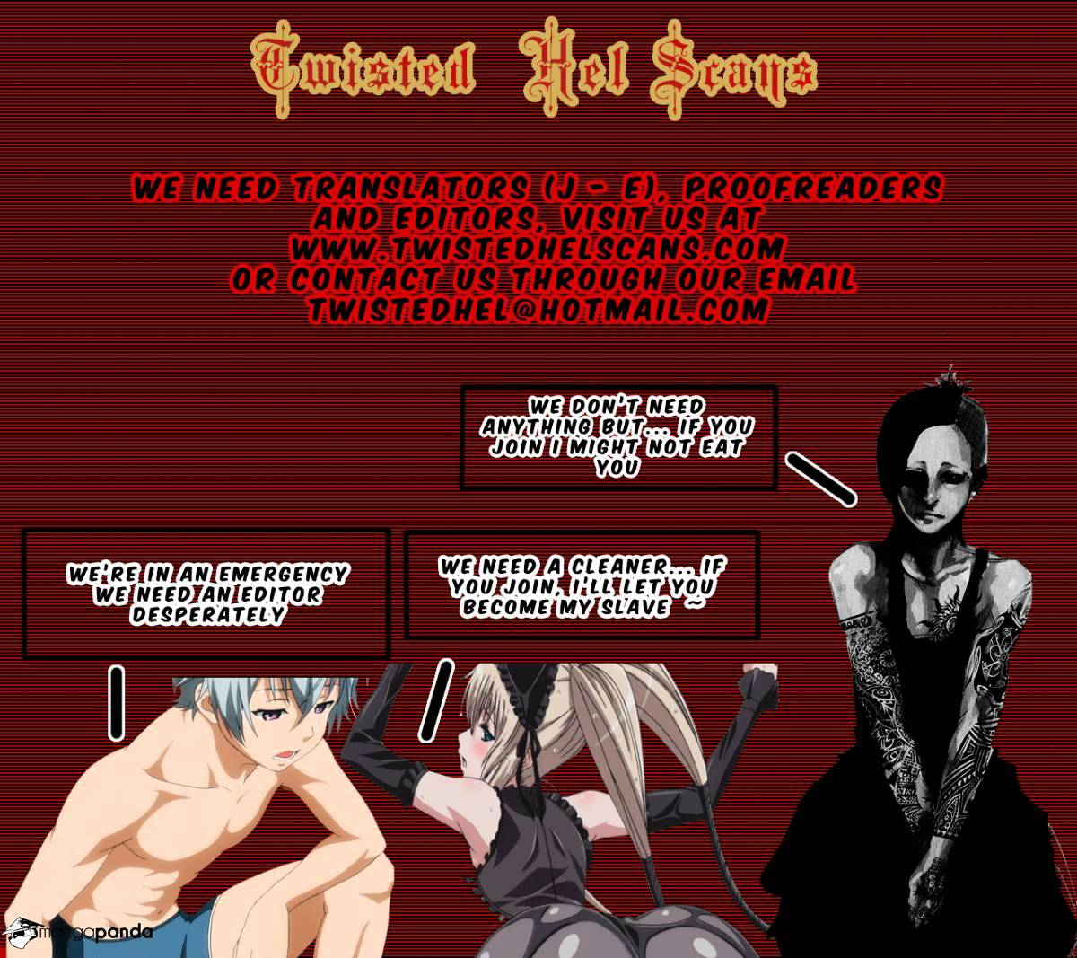 Tokyo Ghoul Chapter 36  Online Free Manga Read Image 1
