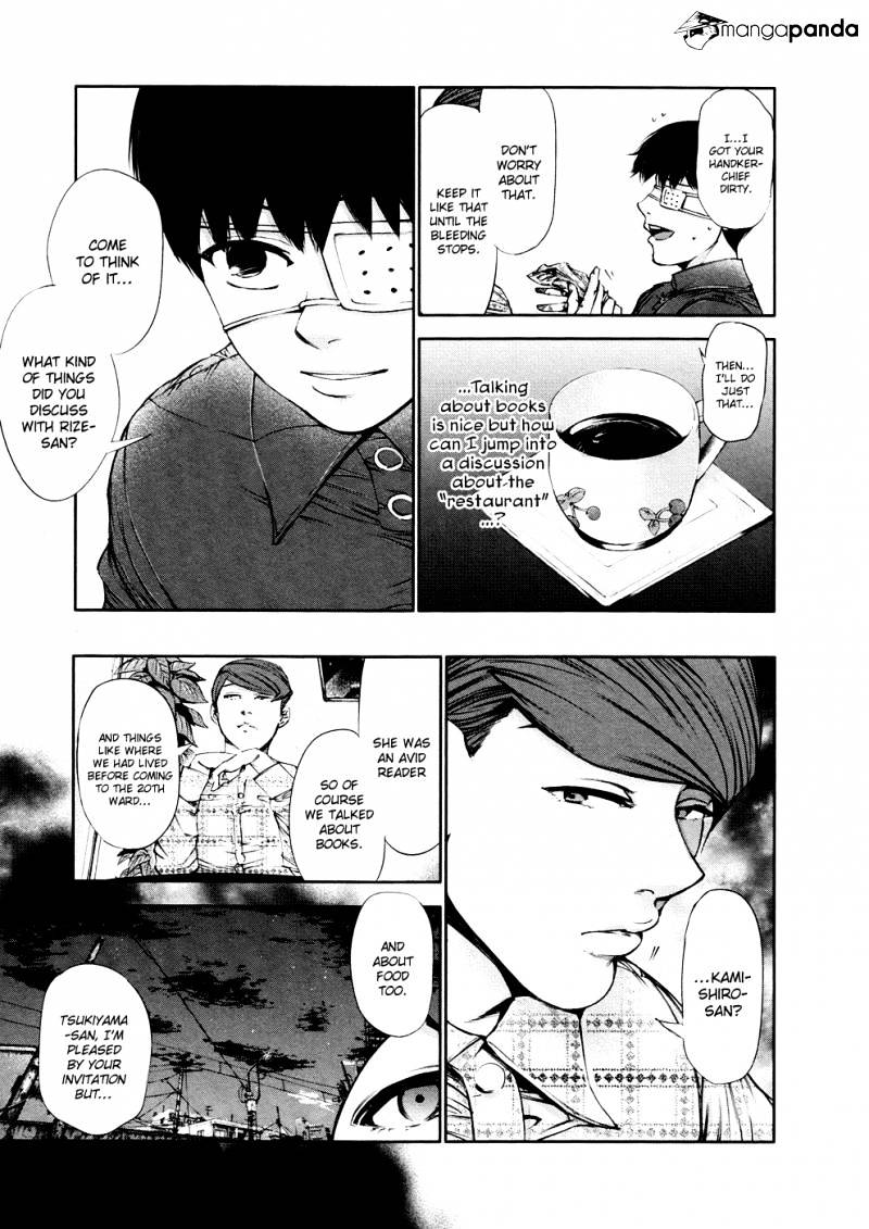 Tokyo Ghoul Chapter 36  Online Free Manga Read Image 12
