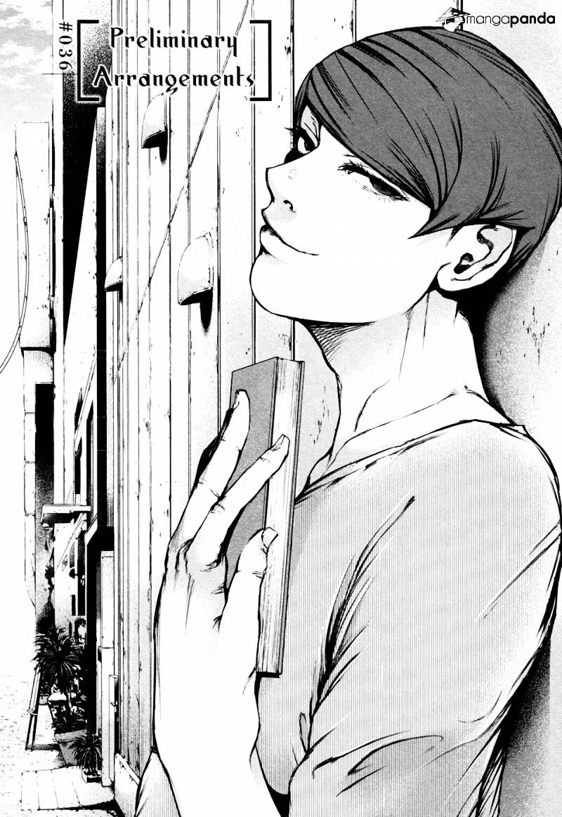 Tokyo Ghoul Chapter 36  Online Free Manga Read Image 3
