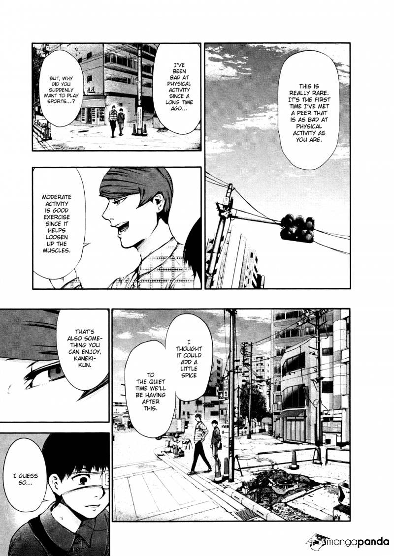Tokyo Ghoul Chapter 36  Online Free Manga Read Image 4