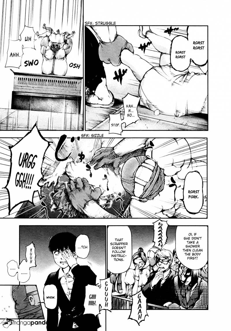 Tokyo Ghoul Chapter 38  Online Free Manga Read Image 12
