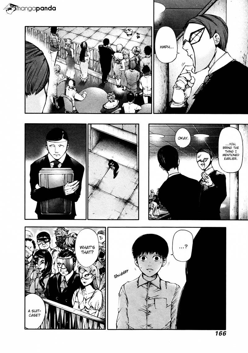 Tokyo Ghoul Chapter 38  Online Free Manga Read Image 17