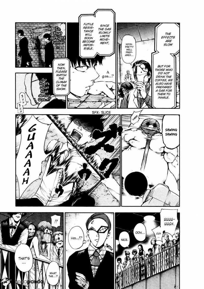 Tokyo Ghoul Chapter 39  Online Free Manga Read Image 10