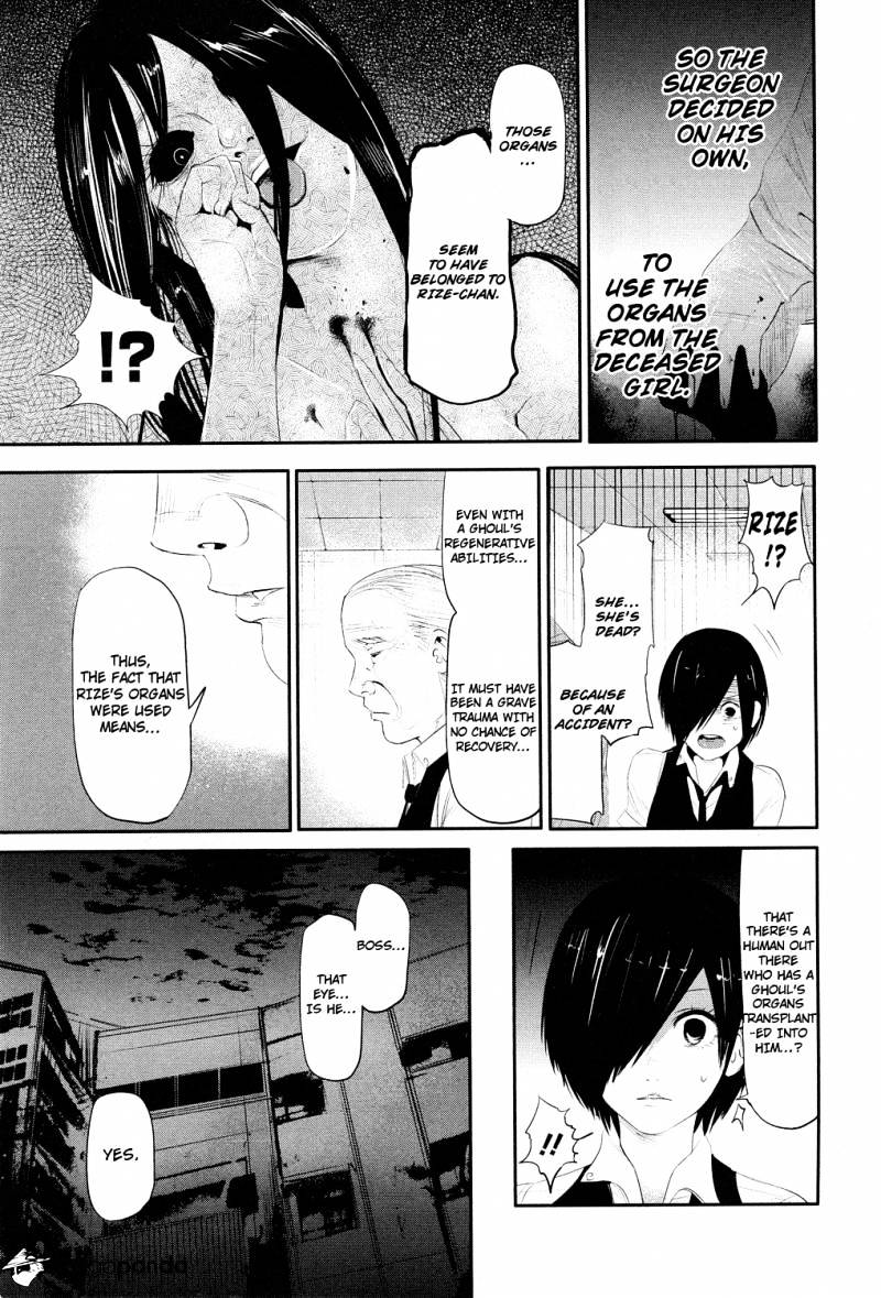 Tokyo Ghoul Chapter 4  Online Free Manga Read Image 18