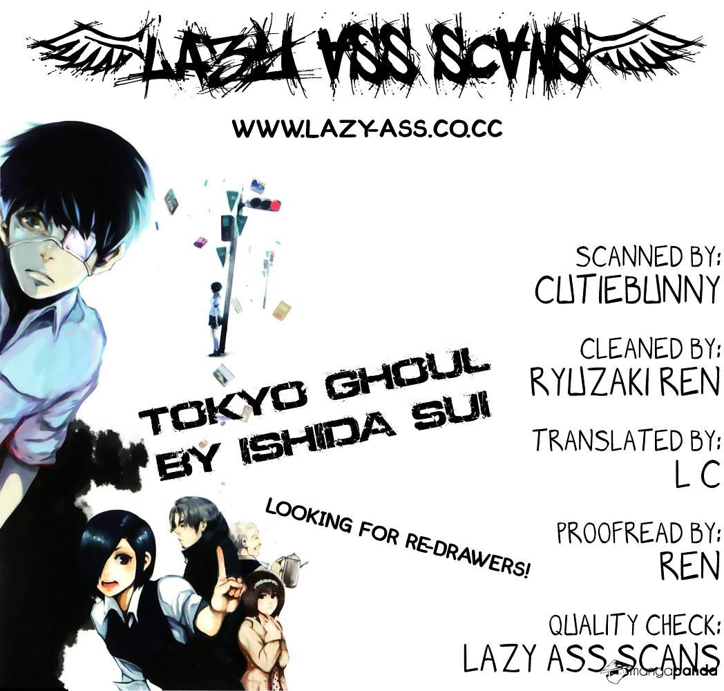 Tokyo Ghoul Chapter 4  Online Free Manga Read Image 4