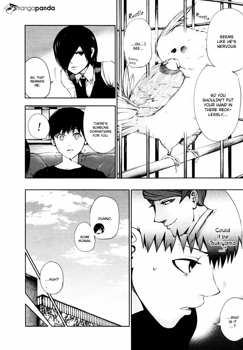 Tokyo Ghoul Chapter 40  Online Free Manga Read Image 15