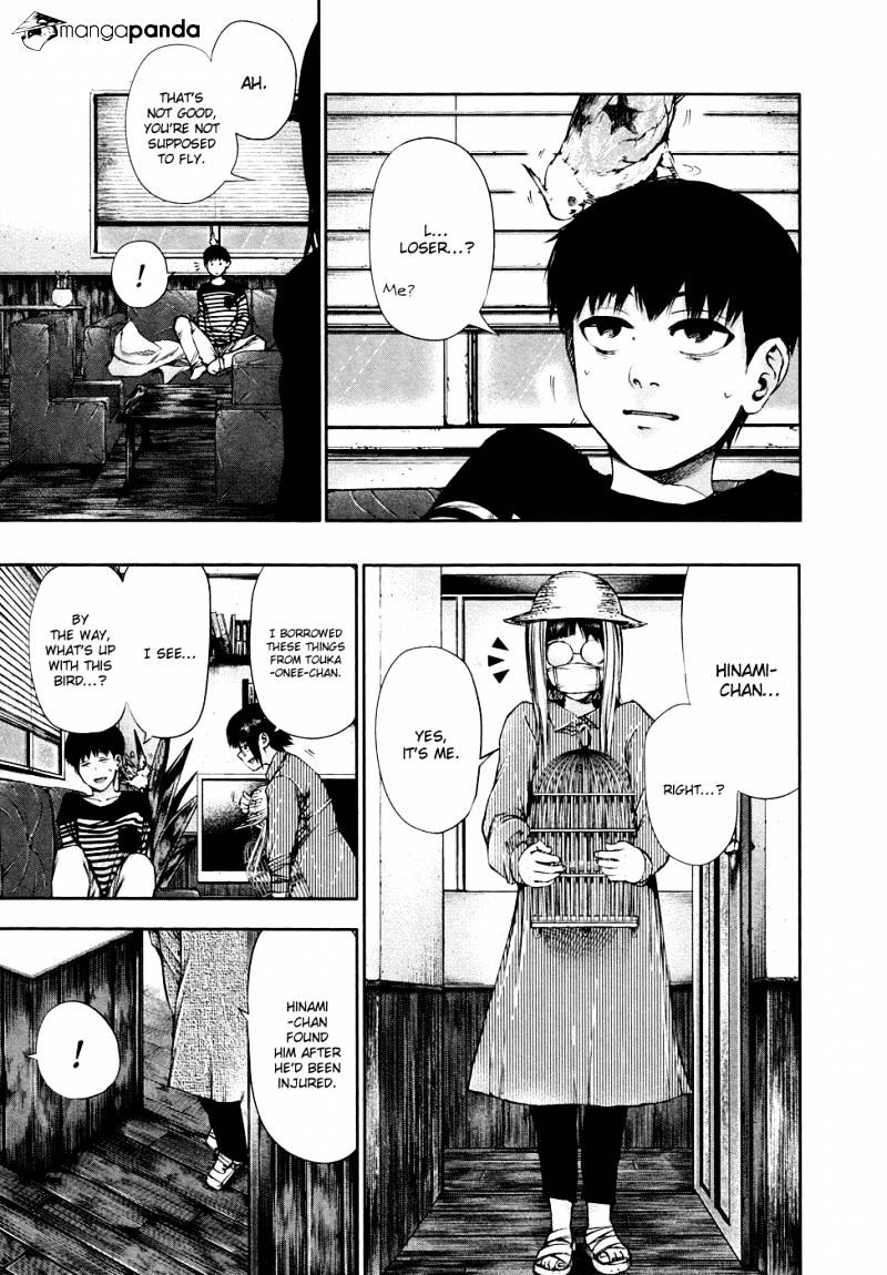 Tokyo Ghoul Chapter 40  Online Free Manga Read Image 6