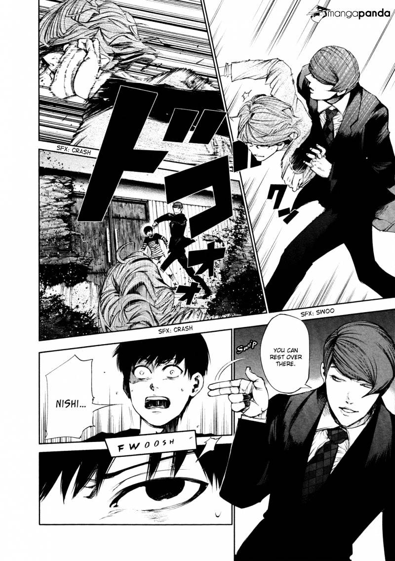 Tokyo Ghoul Chapter 41  Online Free Manga Read Image 13