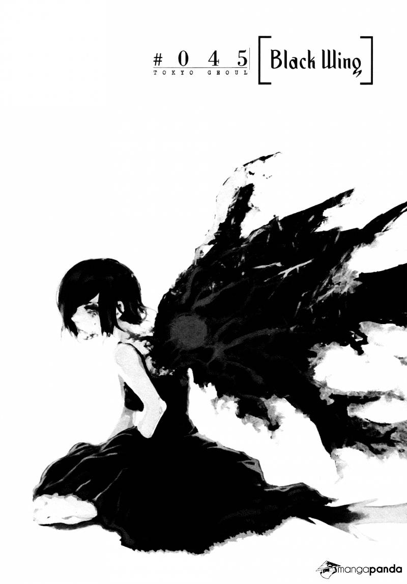 Tokyo Ghoul Chapter 45  Online Free Manga Read Image 2