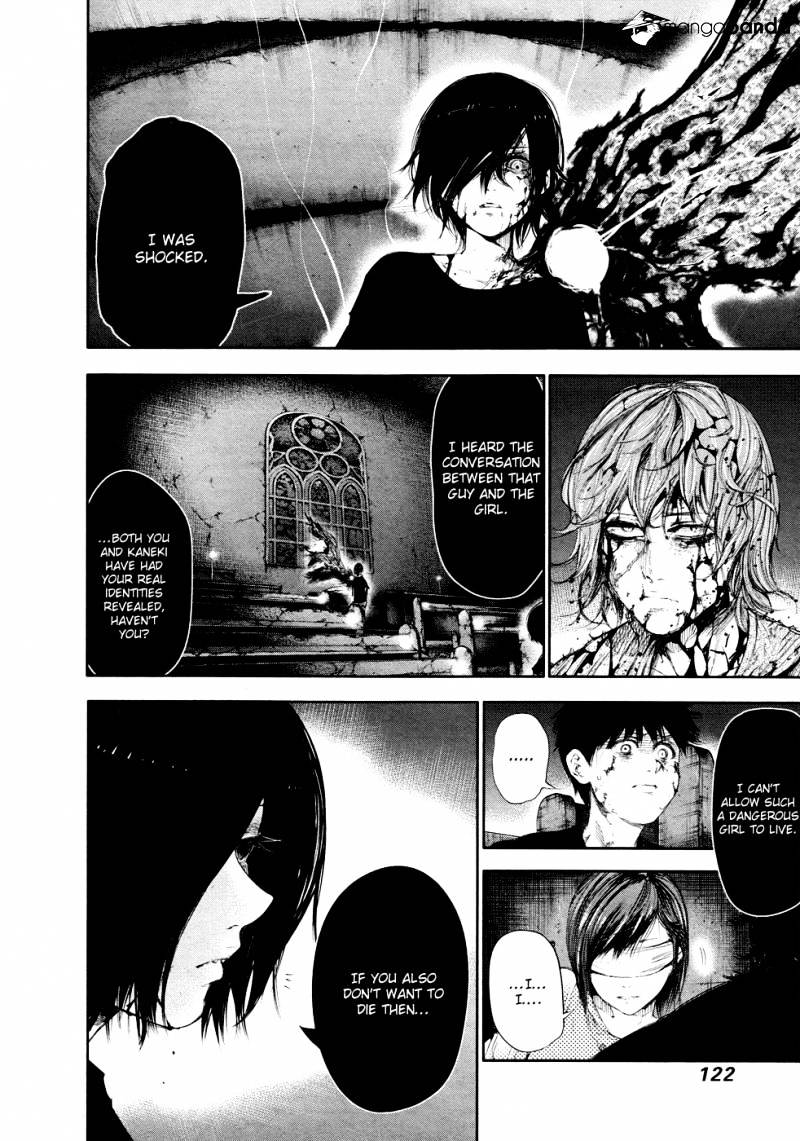 Tokyo Ghoul Chapter 46  Online Free Manga Read Image 10