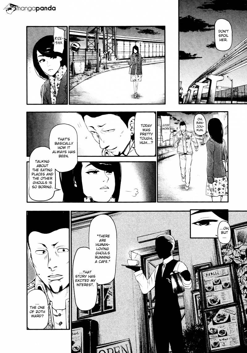 Tokyo Ghoul Chapter 46  Online Free Manga Read Image 29